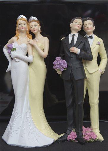 France Gay Marriage Fair_122174