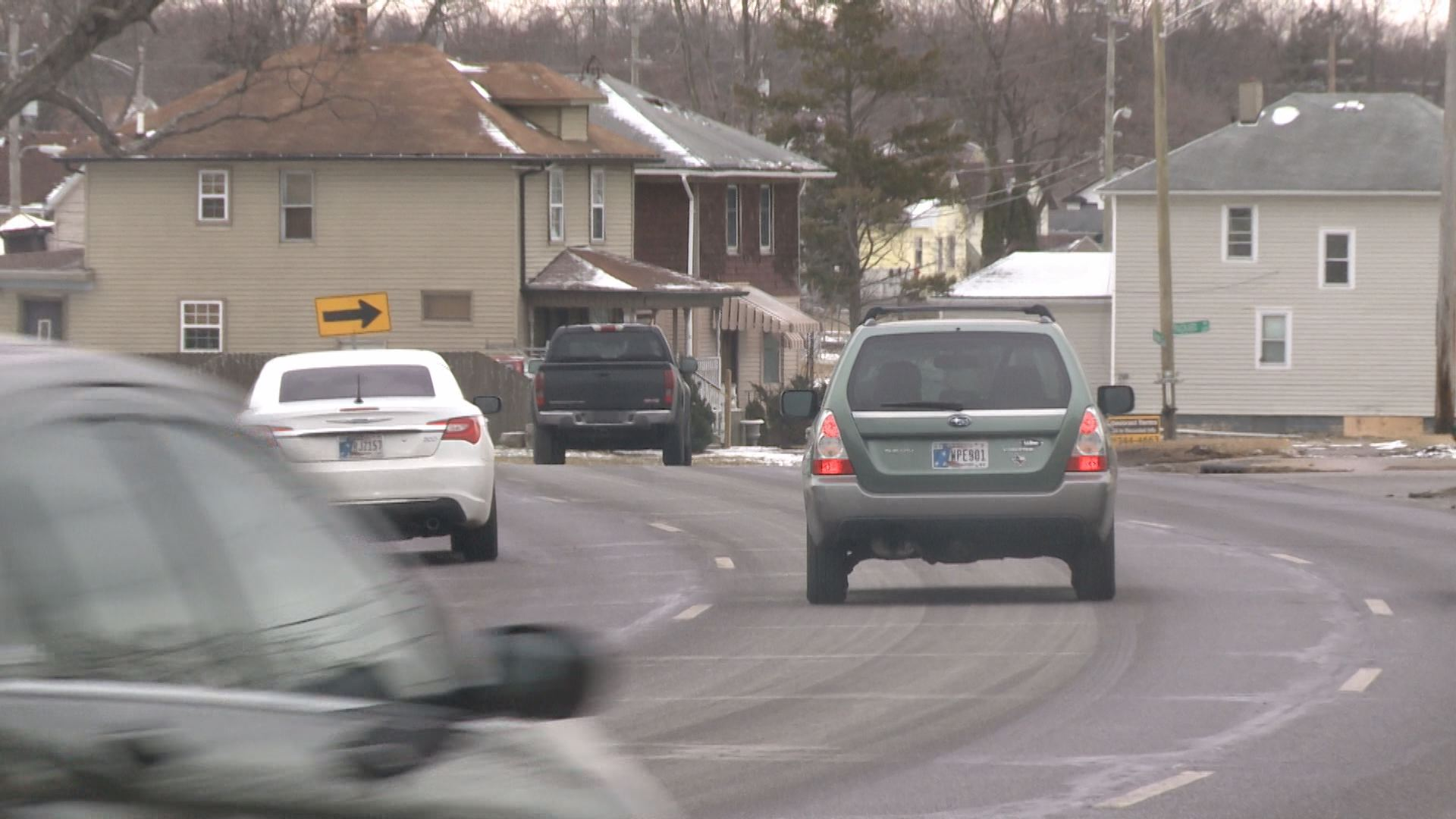 INDOT begins traffic study on Clinton St._164366