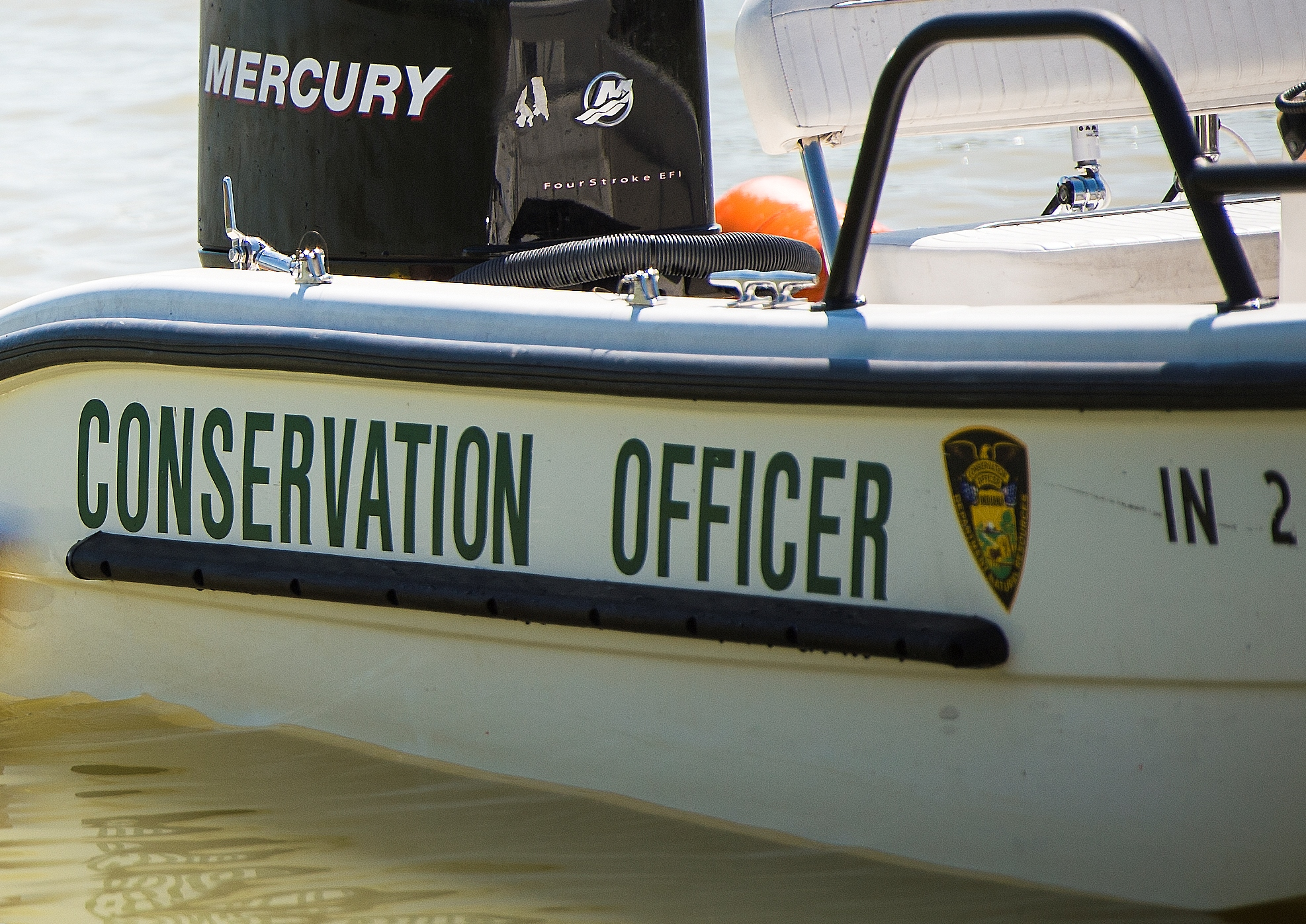 Indiana Conservation Officer_179039