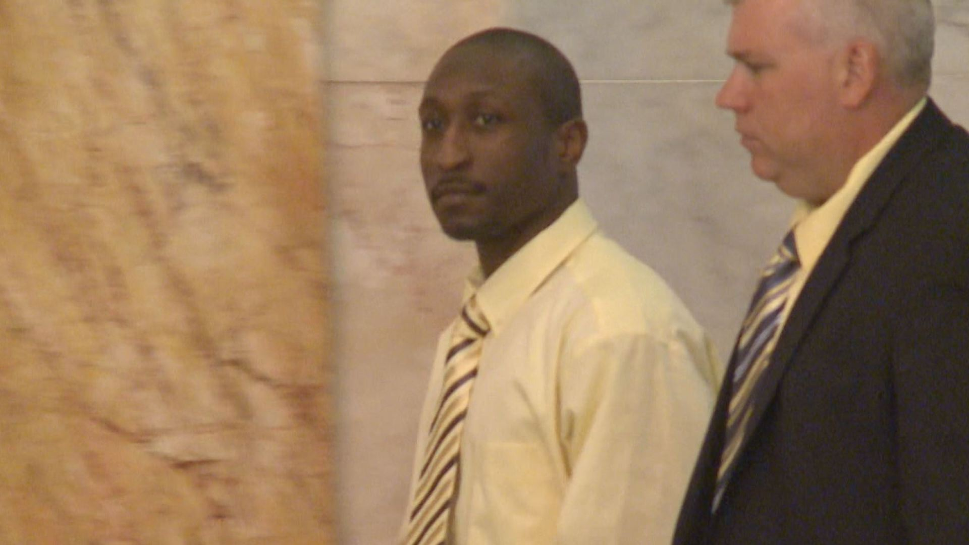 Charles Benson trial day one