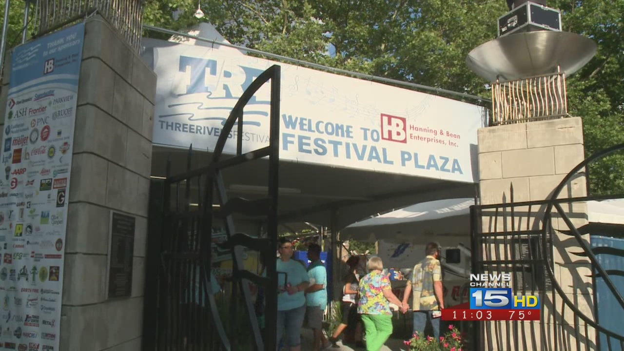 Three Rivers Festival Security Concerns