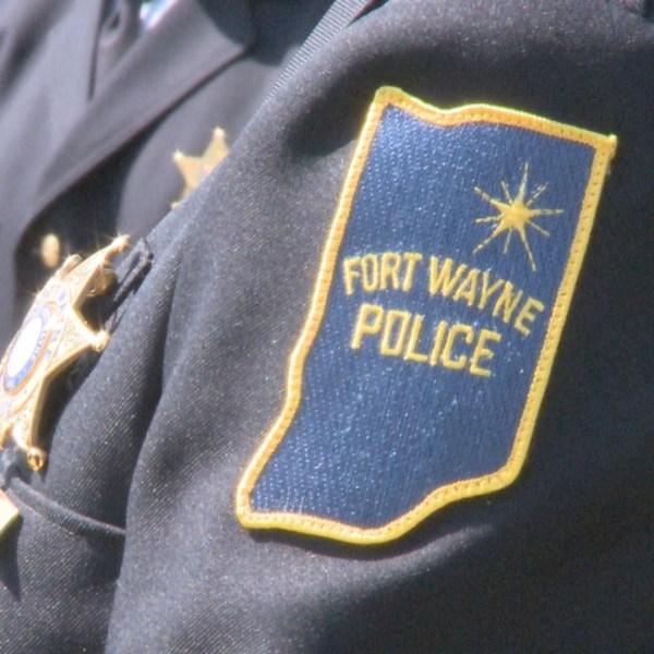 Fort Wayne police patch_111377
