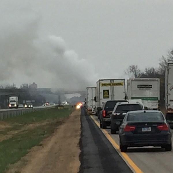interstate 69 fire_219172