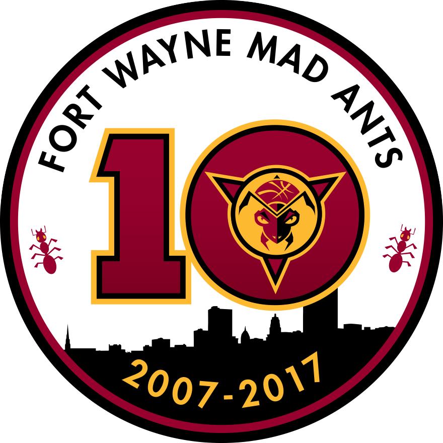 mad ants 10 year logo_205461