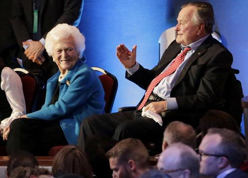 George Bush, Barbara Bush_234269