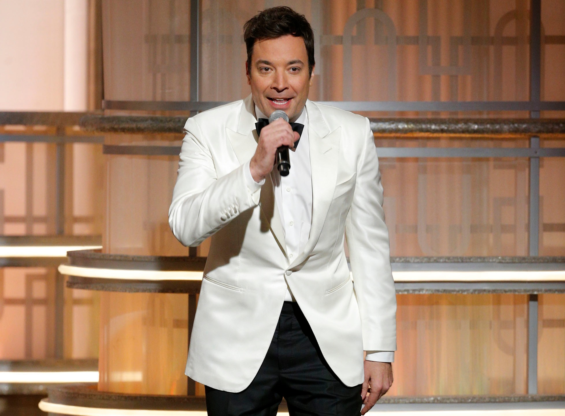 APTOPIX The 74th Annual Golden Globe Awards - Show_232473