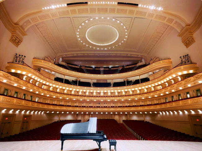 Carnegie Hall New York City_233403