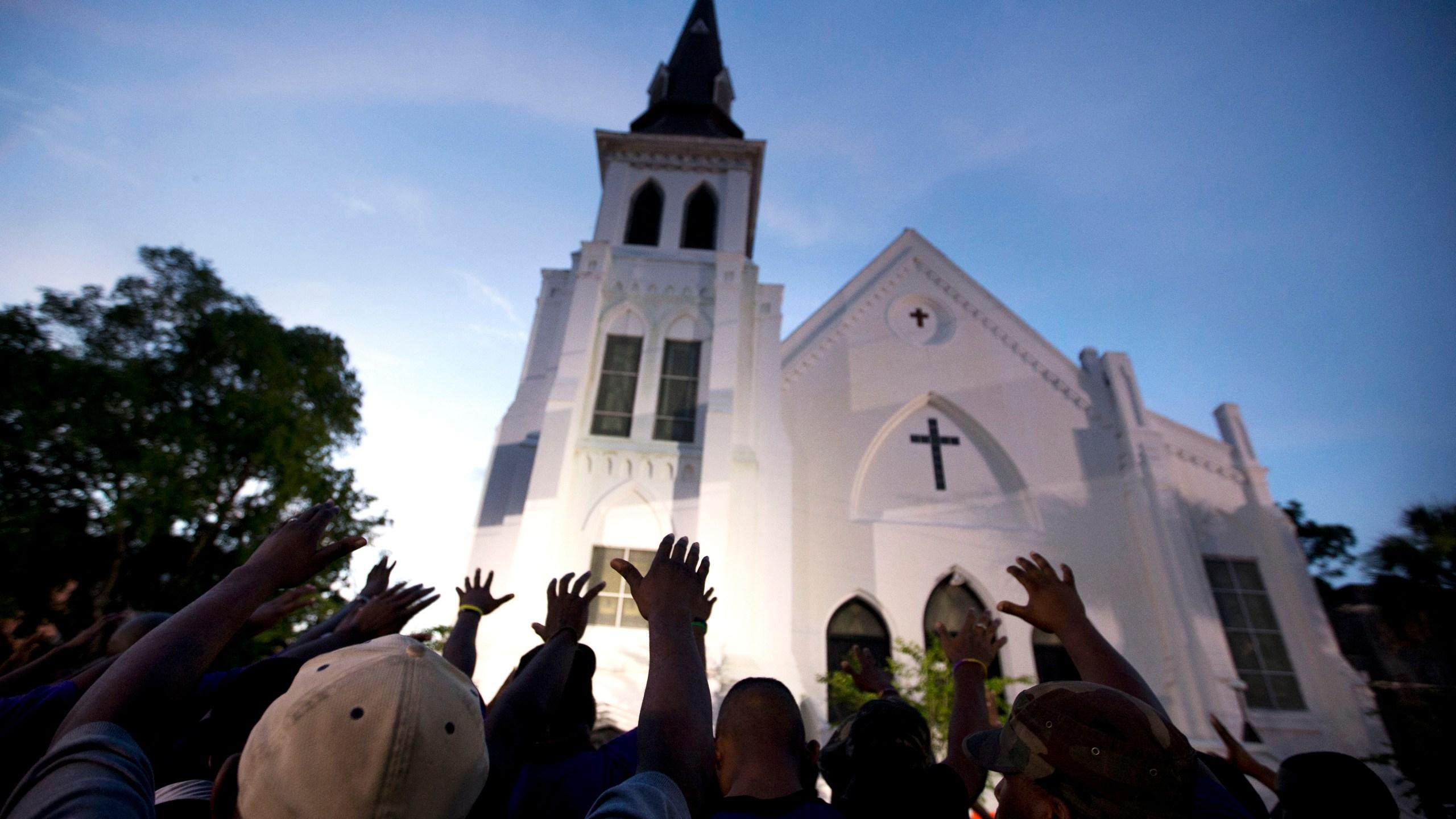 Charleston Church Shooting Photo Gallery_232682