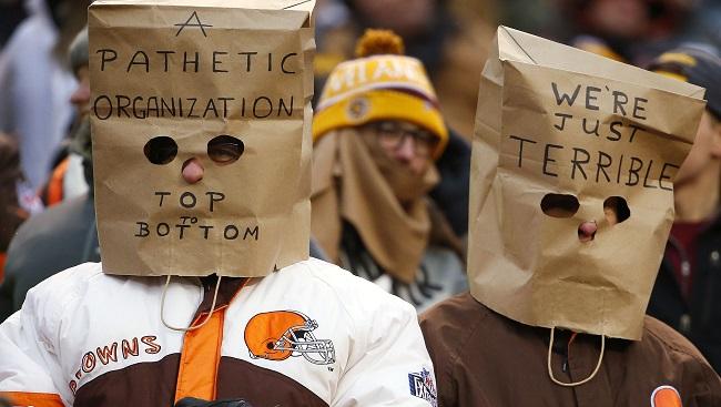 Steelers Browns Football_237799