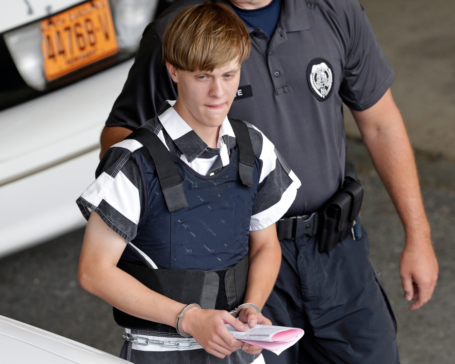 Dylann Storm Roof_238205