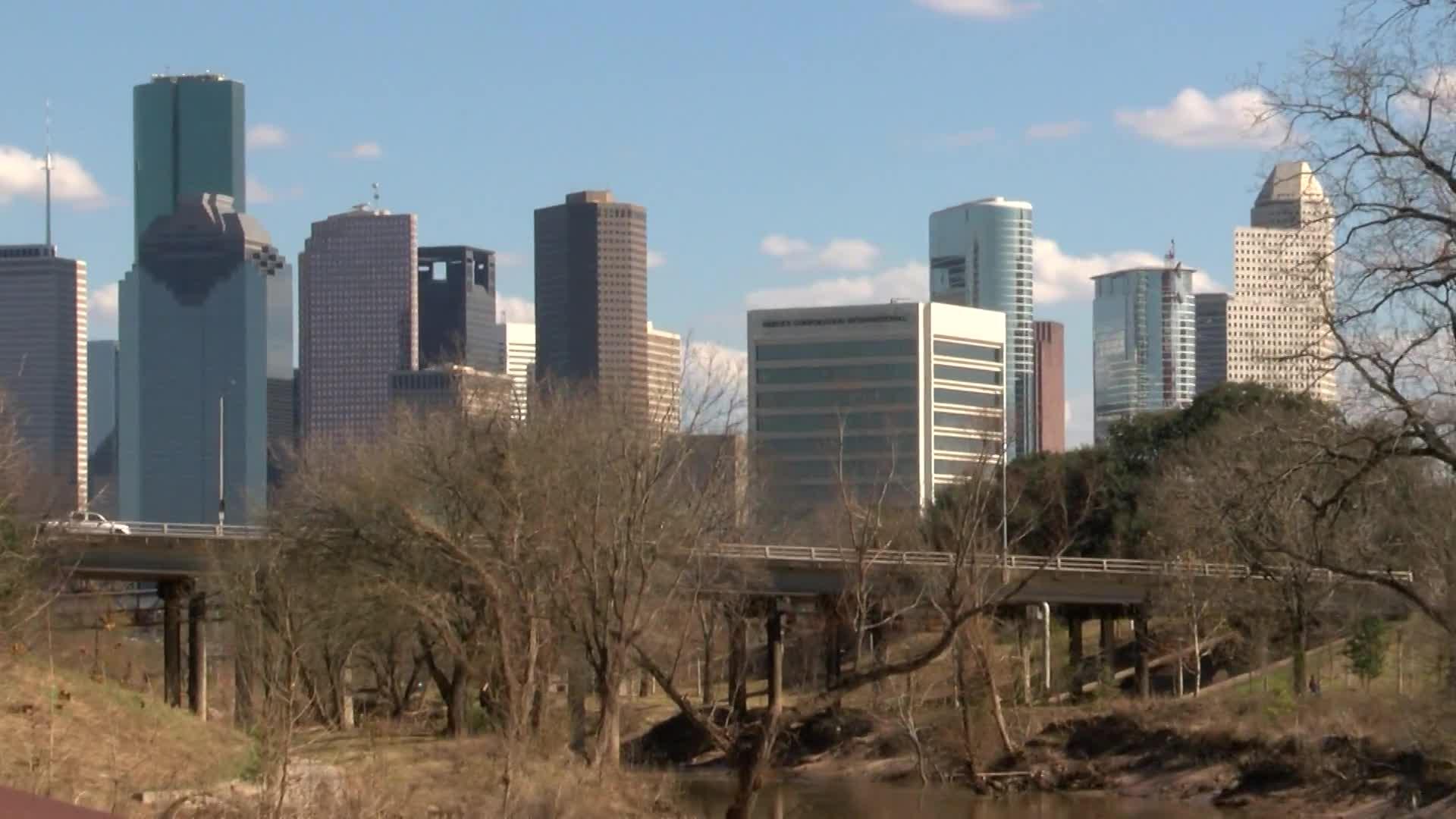 Houston, Texas skyline_237805