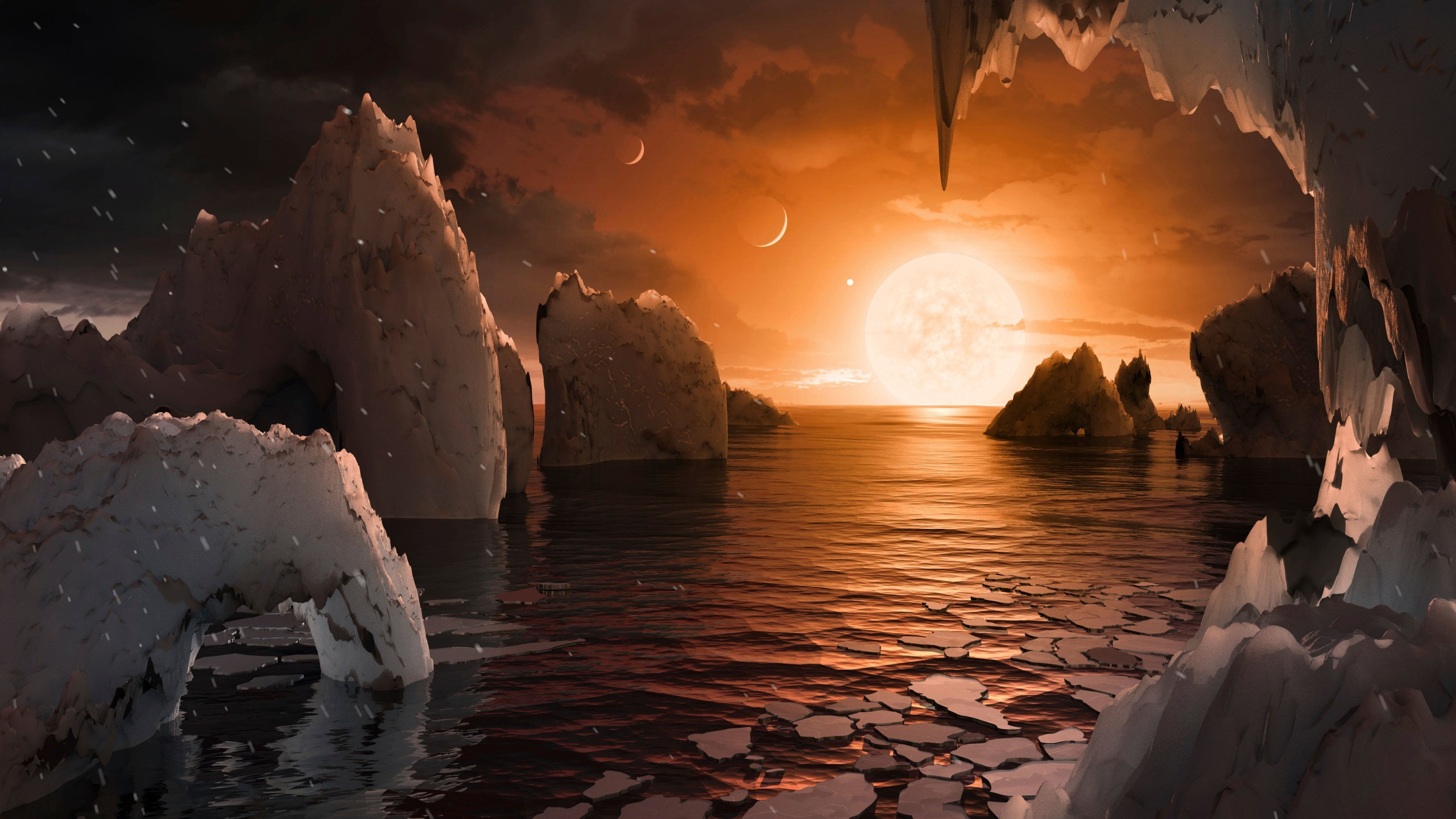 Space Habitable Worlds_242876