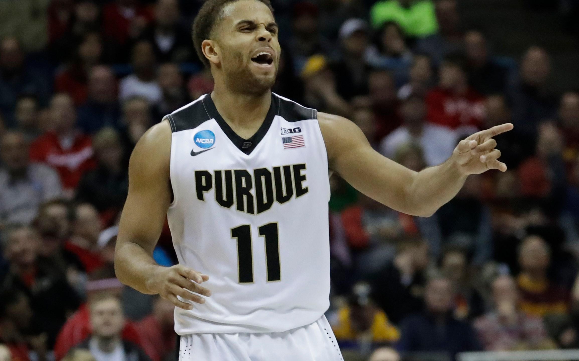 NCAA Vermont Purdue Basketball_248500
