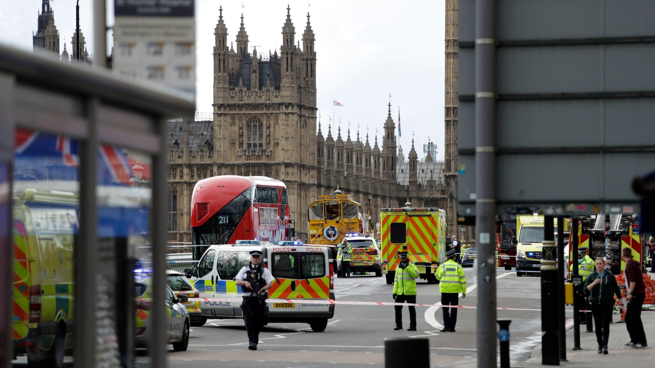 Britain Parliament Incident_249439