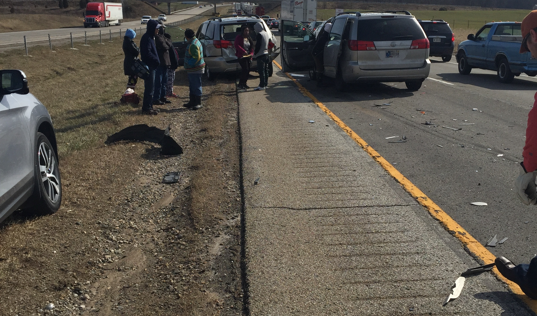 I-69 crash DeKalb Co._249830