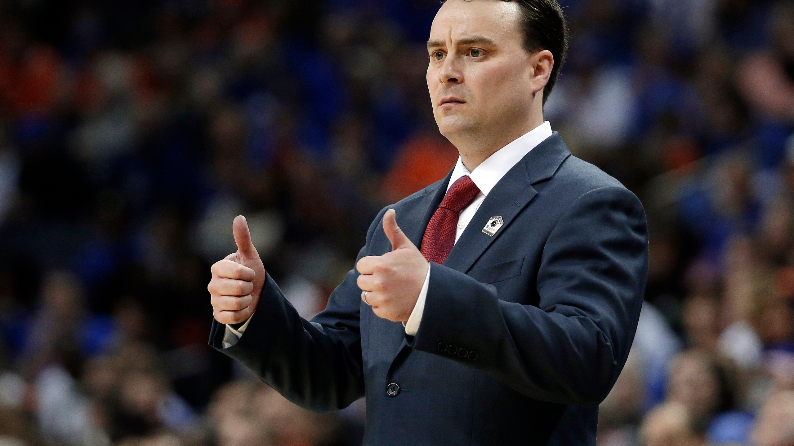 Indiana Miller Hired Basketball_250247