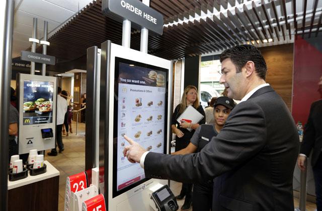McDonald's kiosk_247909