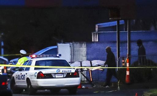 APTOPIX Nightclub Shooting Cincinnati_250417