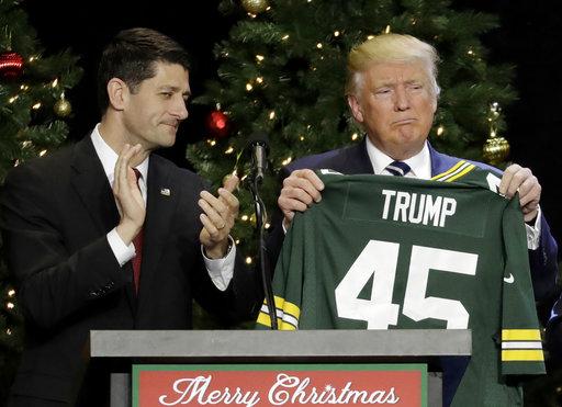 Donald Trump, Paul Ryan_254787