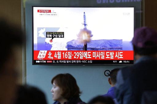 South Korea Koreas Tensions_259285