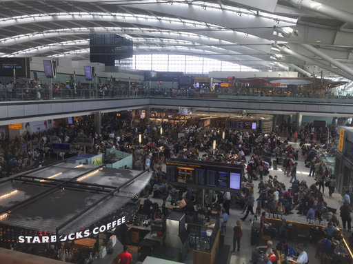 Britain British Airways_261914