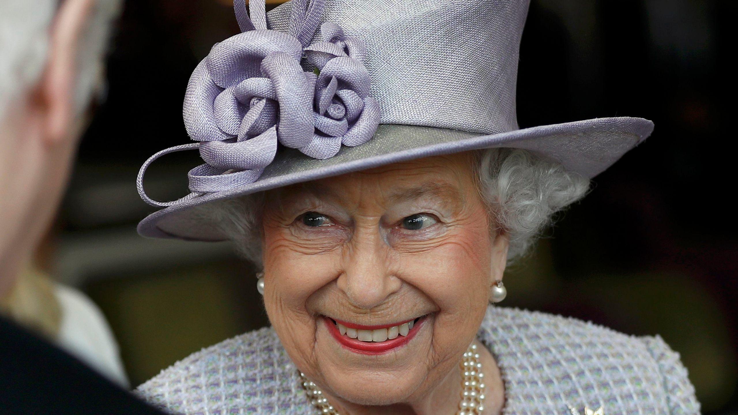 Britain Queen's Bithday_255336