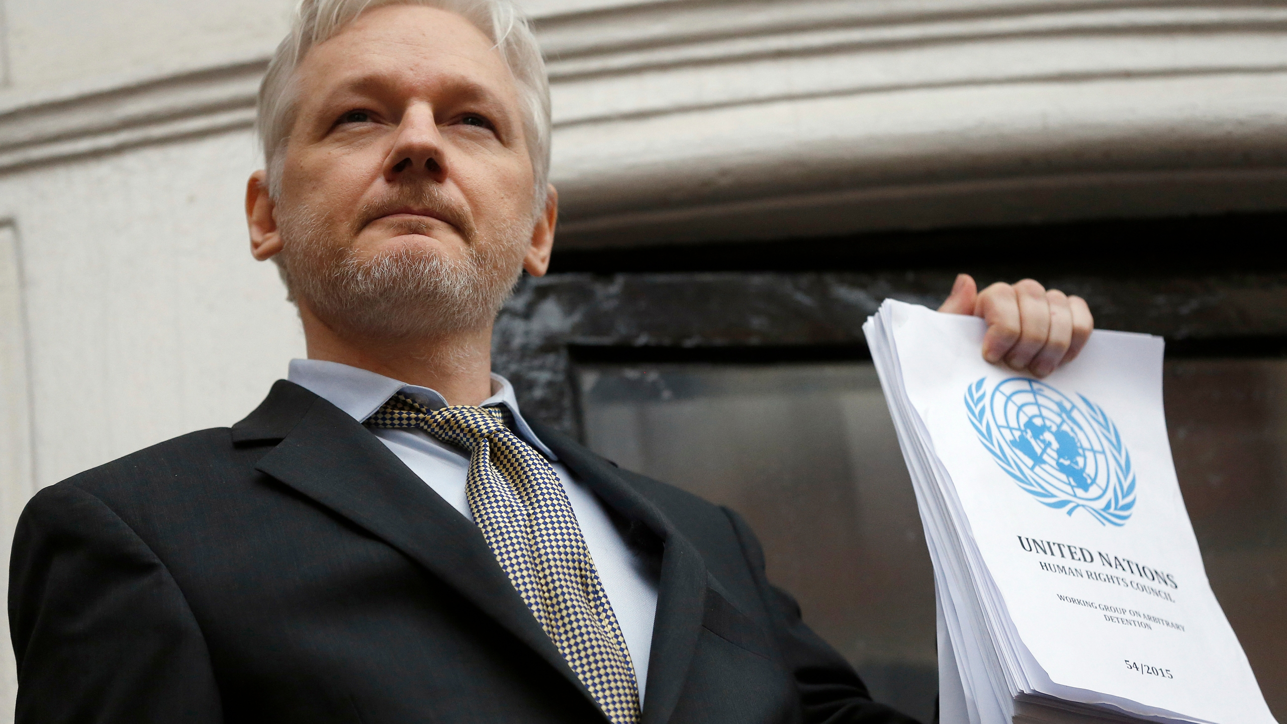 Britain Wikileaks Assange_208929