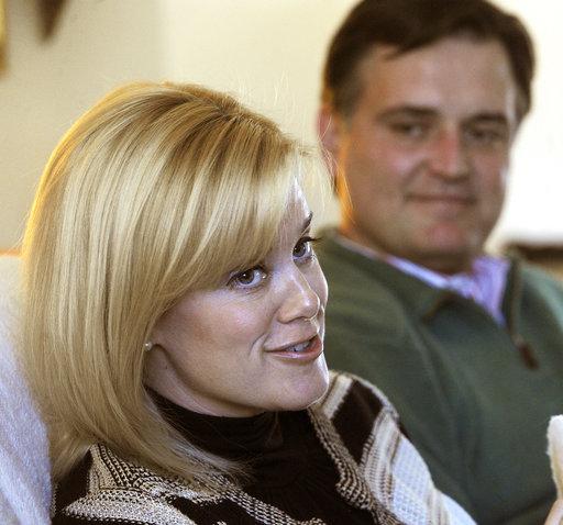 Indiana Congressman-Wife's Job_258886