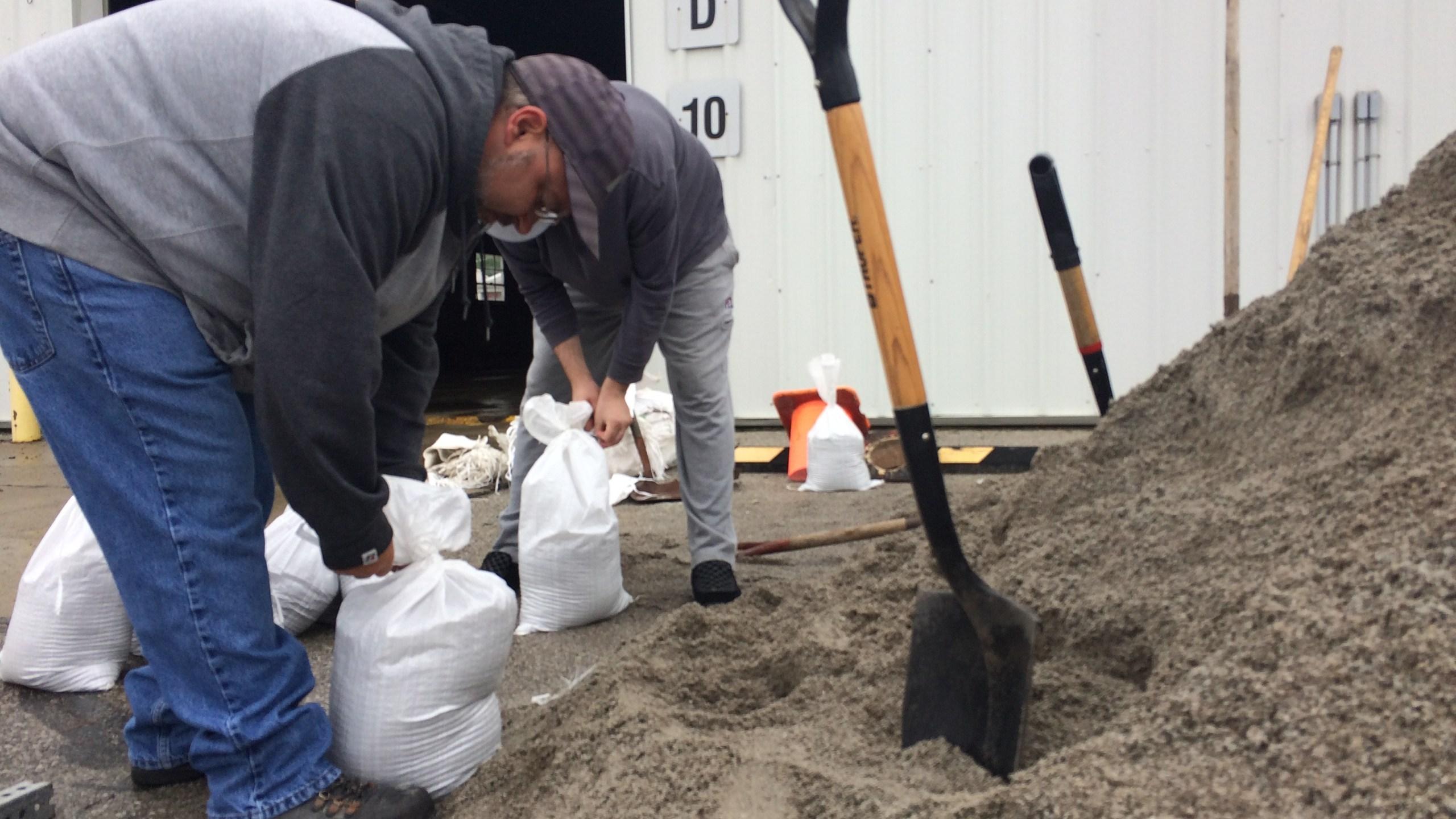 sandbags allen county_261478