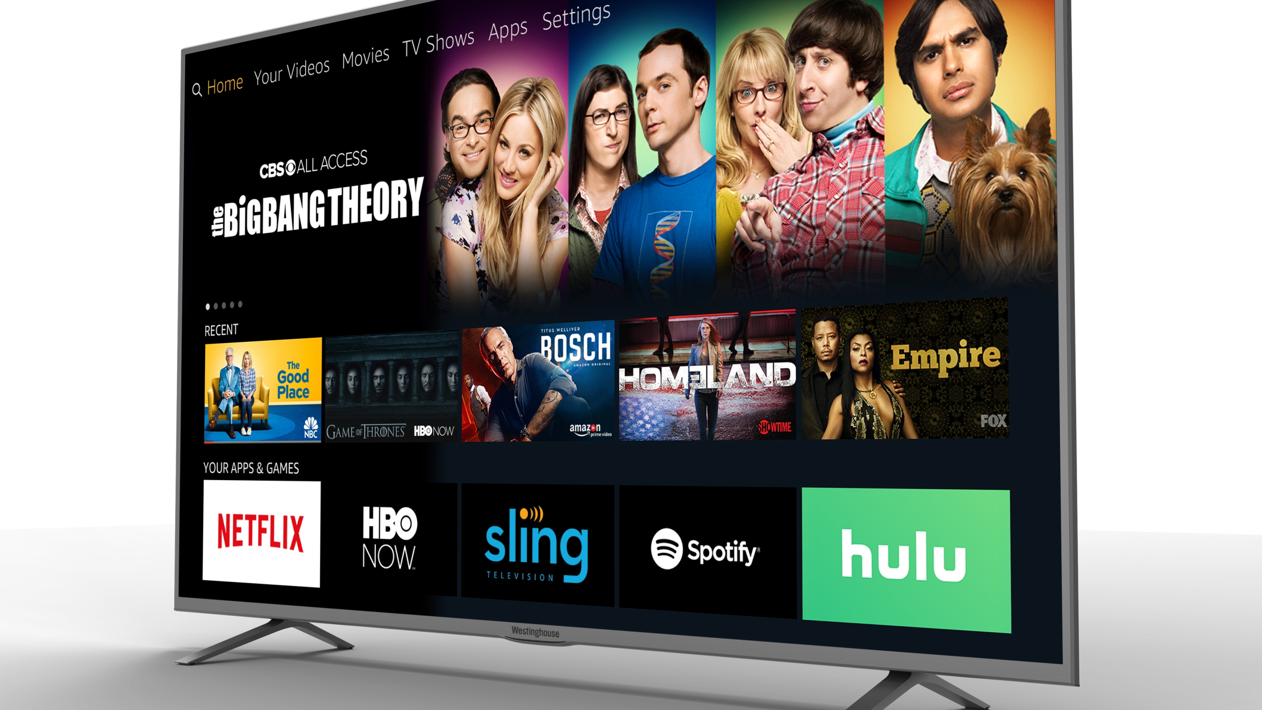 Smart TV For The Cord Cutter_259625