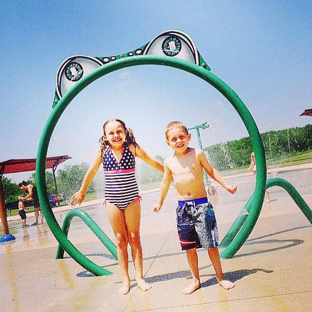Splash Pad Buckner Park_259780