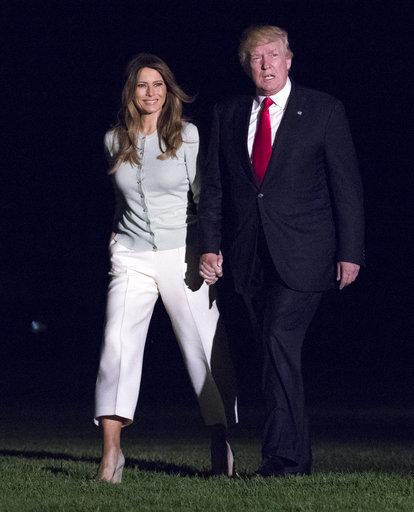 Donald Trump, Melania Trump_262033