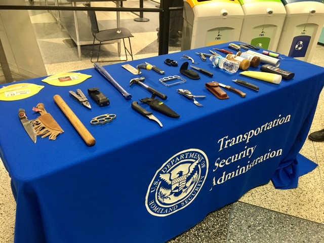 TSA confiscated items_258455