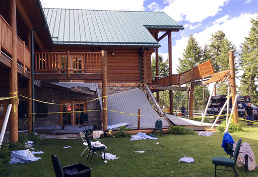 Lodge Deck Collapse_265793