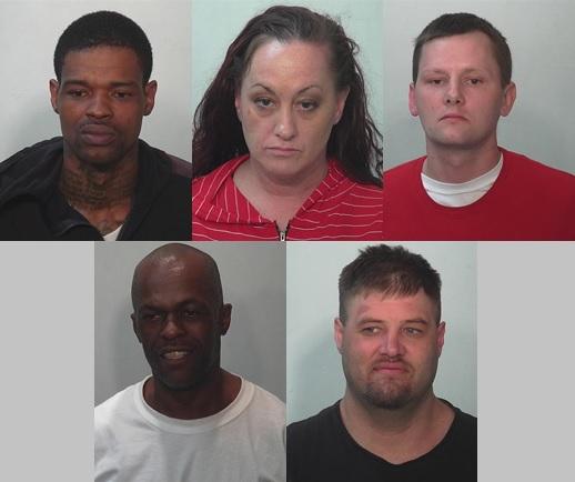 hotel drug bust 5-panel mugshots_262673