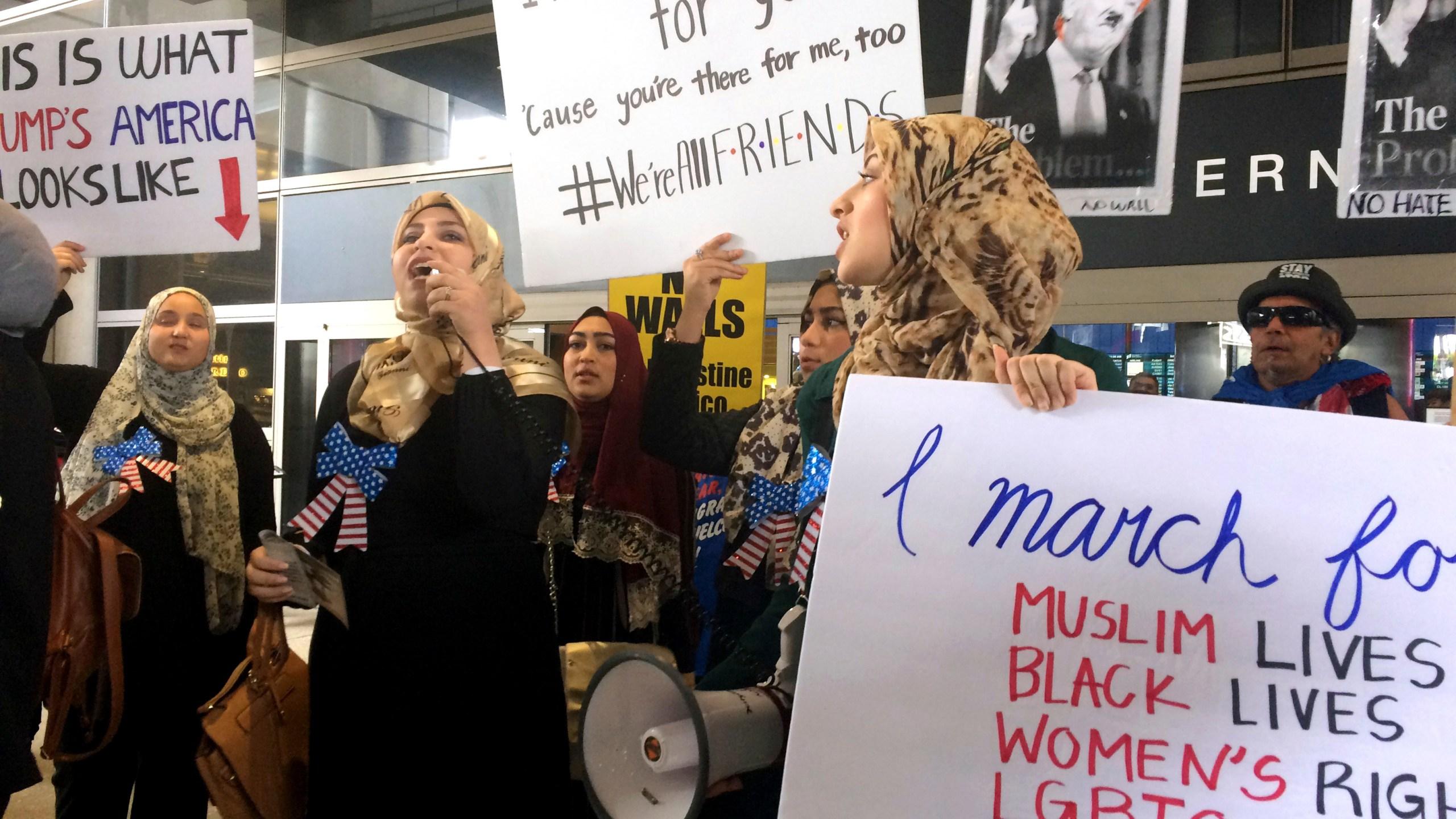 Trump Travel Ban Los Angeles_238720