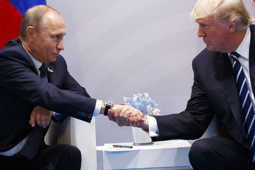Donald Trump, Vladimir Putin_269281