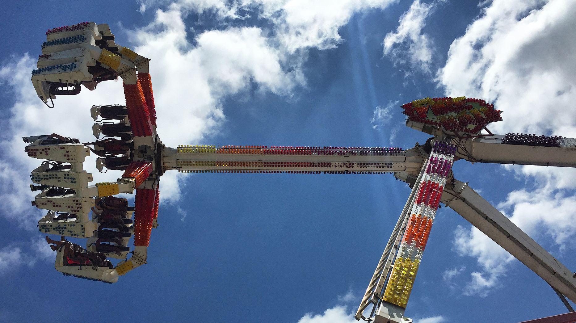 TRF Fire Ball fair carnival ride attraction three rivers festival_272982