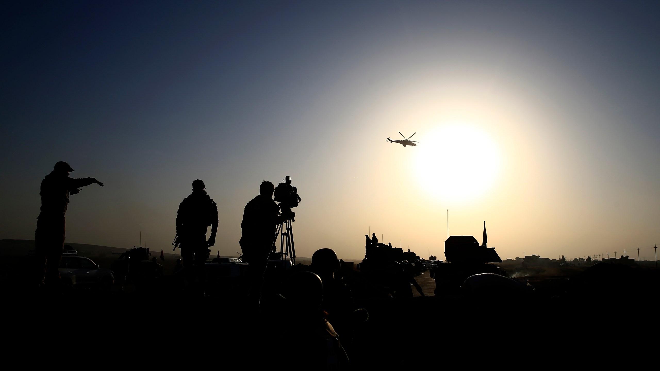 Mideast Iraq Mosul_215074