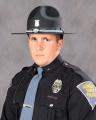 Indiana State Police Trooper Dustin Rutledge