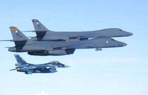 Japan US North Korea Koreas Tensions_273532