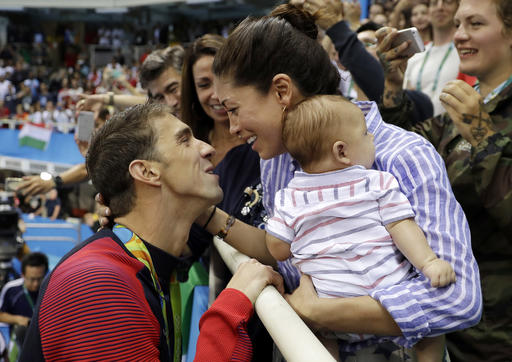 People Michael Phelps_216356