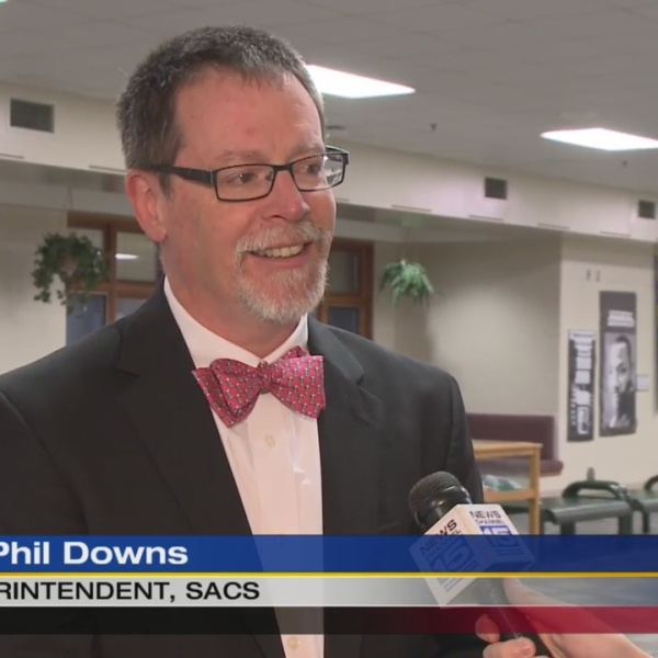 Back to School SACS - Downs