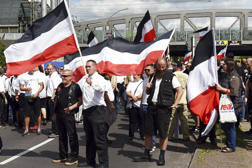 Germany Neo Nazi March_277566