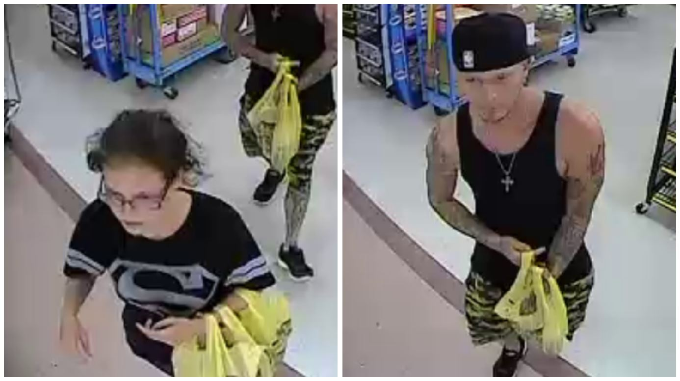 Hobby Lobby theft suspects_275218
