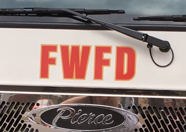 FWFD fire trucks ceremony Friday, Feb. 24_243455
