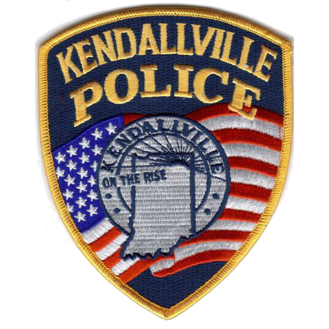 Kendallville police patch_274835