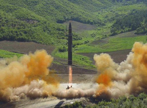 North Korea Koreas Tensions_268808