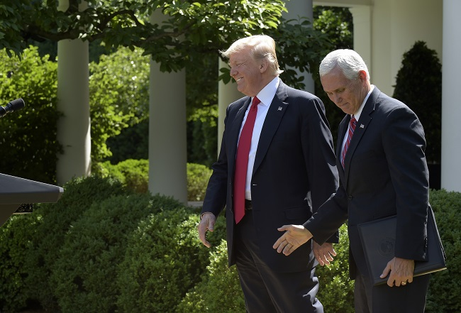 Donald Trump, Mike Pence_265351