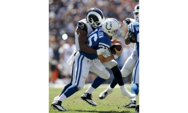 Colts Rams Football_282743